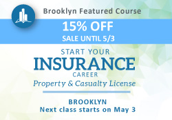 PROPERTY and CASUALTY INSURANCE LICENSING COURSE